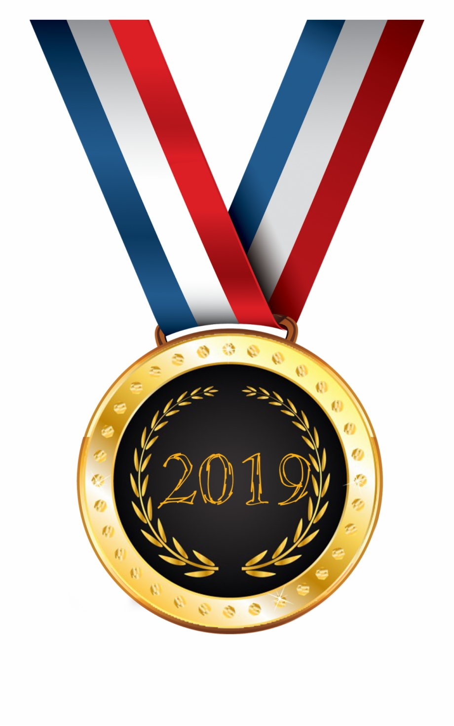 Free medal clipart clipart black and white stock Gold Medal Png Free Images - Medals Ribbons Clip Arts Free PNG ... clipart black and white stock