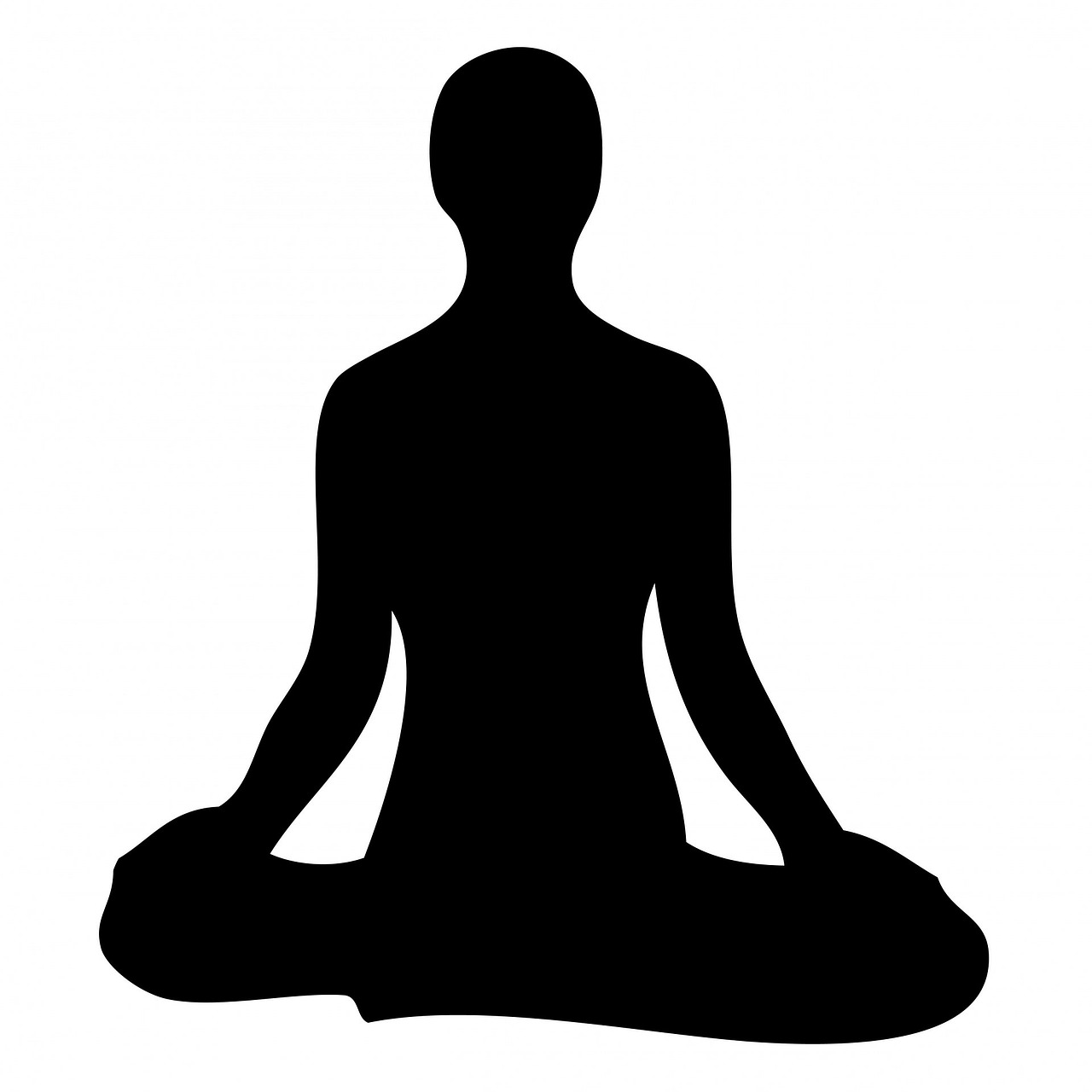 Yoga clipart free silhouettes image royalty free Free Meditating Cliparts, Download Free Clip Art, Free Clip Art on ... image royalty free