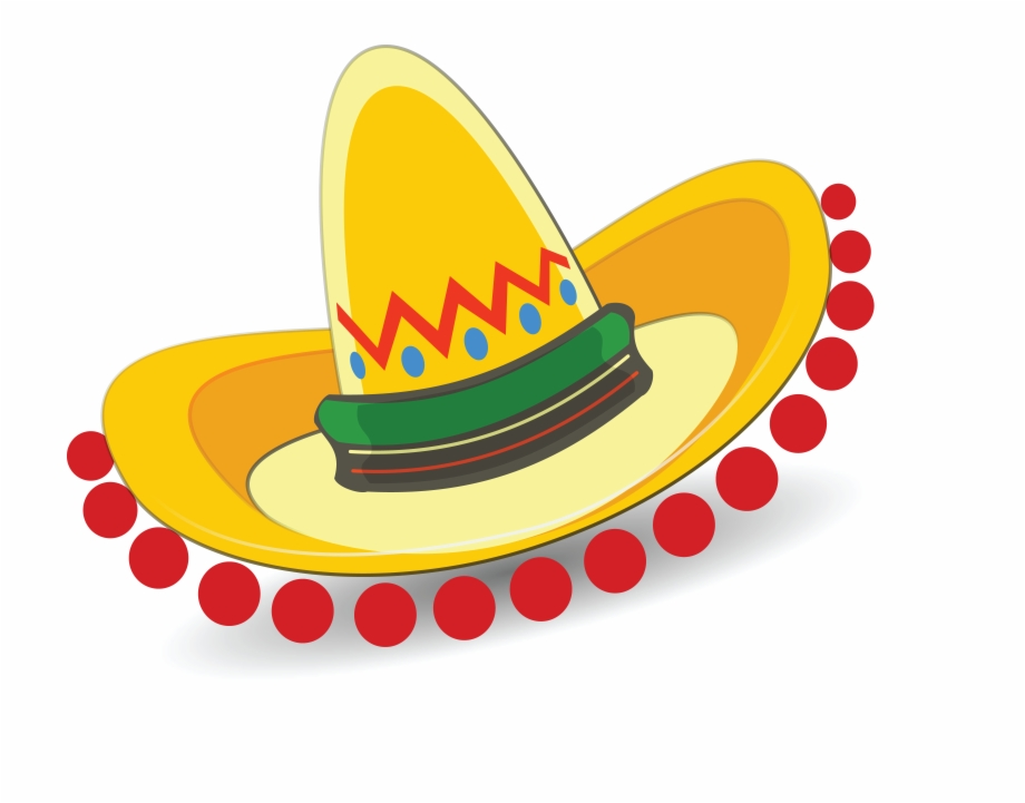 Free mexican themed clipart image transparent library Free Clipart Of A Mexican Sombrero - Sombrero Clip Art Png Free PNG ... image transparent library