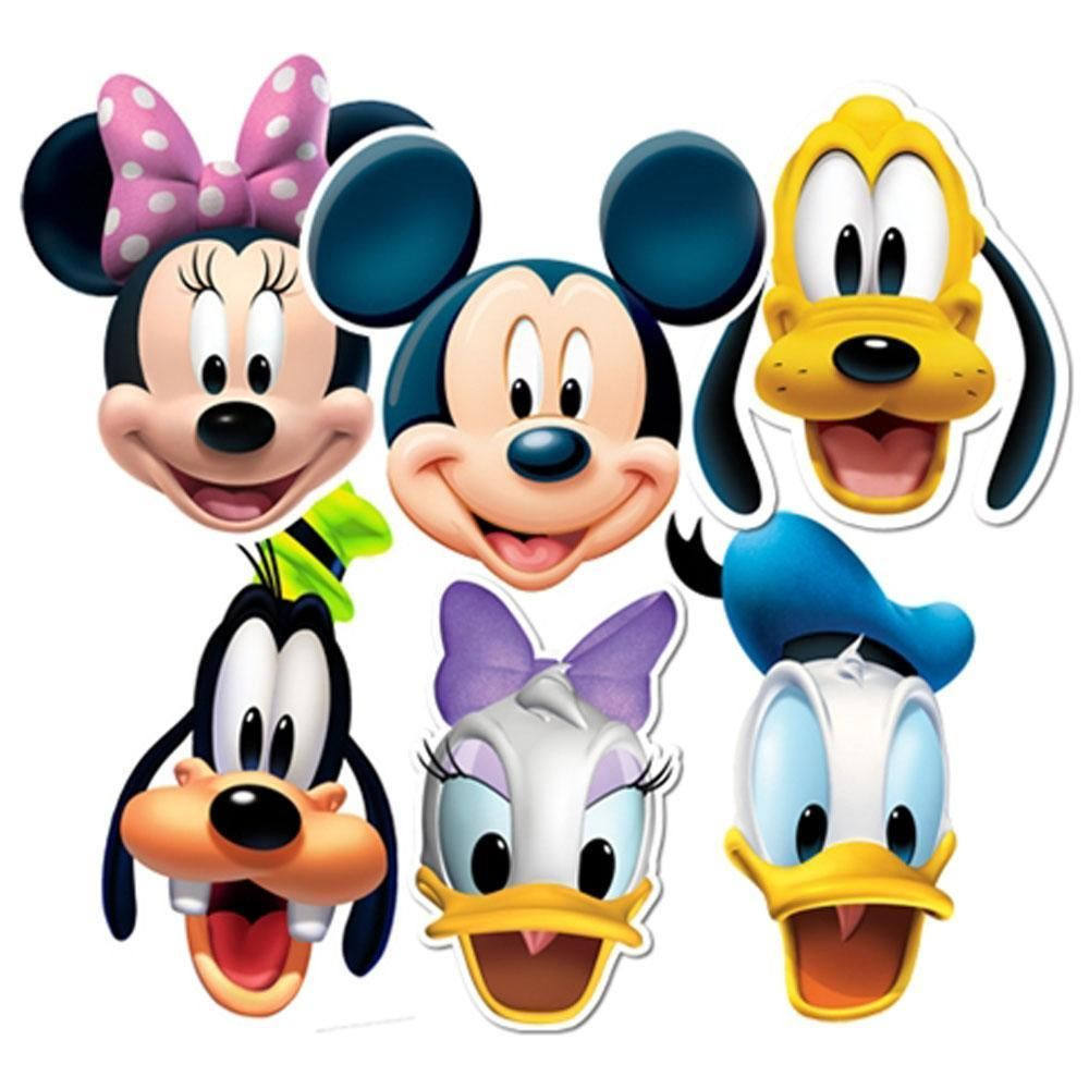 Free mickey mouse clubhouse clipart graphic royalty free download Mickey Mouse Clubhouse Characters   Free download best Mickey Mouse ... graphic royalty free download