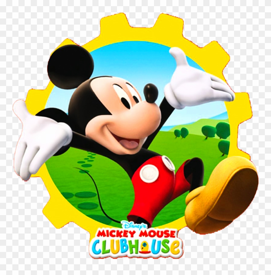 Mickey mouse club clipart clip art royalty free download Mickey Mouse Clubhouse Clipart - Club House Mickey Mouse - Png ... clip art royalty free download