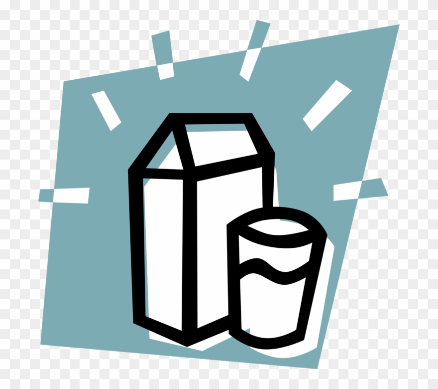 Free milk clipart clip library download Graphic Free Milk Vector Carton - Milk Clipart (#1896854) - PinClipart clip library download