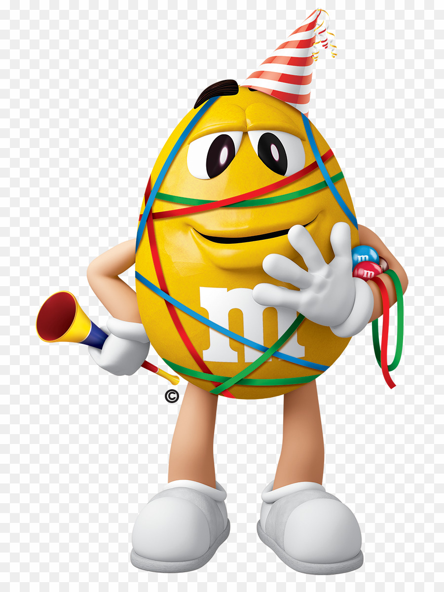 Yellow m png s. Free m&m candy clipart