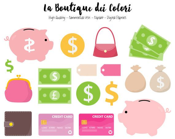 Free money clipart for commercial use svg stock 1000+ ideas about Money Clipart on Pinterest | Kawaii stickers ... svg stock