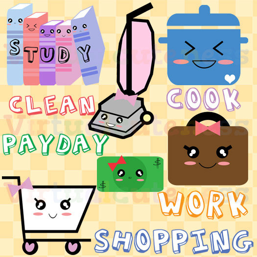 Free money clipart for commercial use clipart freeuse download Sushi Clipart, Sushi Graphics, COMMERCIAL USE, Kawaii Clipart ... clipart freeuse download