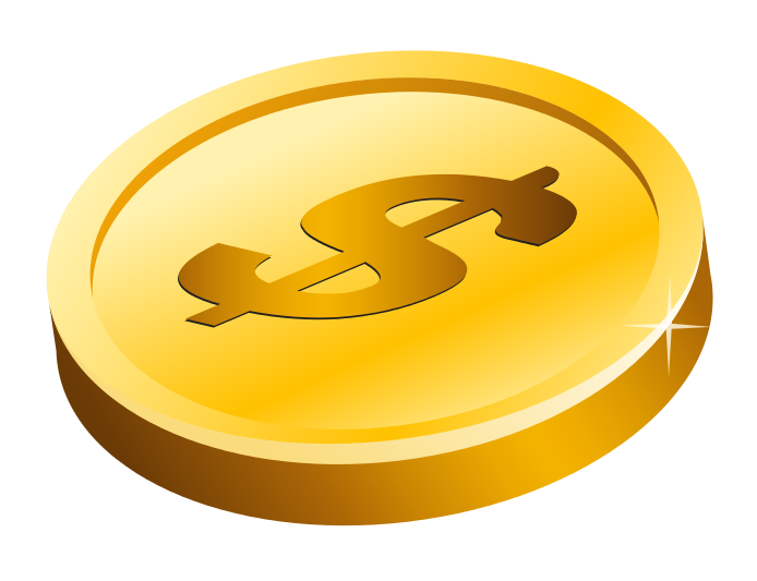 Money clipart free clip art library Coin Money Clipart - Clipart Kid clip art library