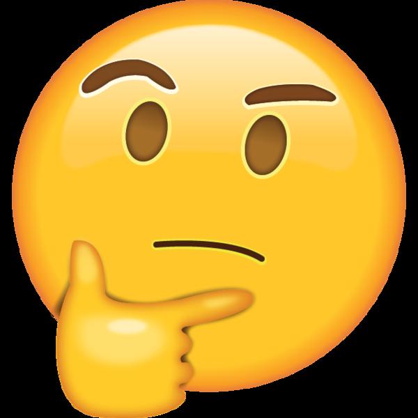 Free money emoji clipart jpg freeuse stock Thinking Face Emoji - Got your thinking cap on? While you puzzle ... jpg freeuse stock