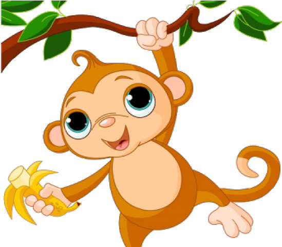 Free monkey clipart cartoon svg library library Year Of The Monkey Clipart Beautiful Animal - Png Download - Full ... svg library library