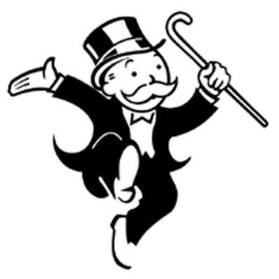 Free monopoly clipart
