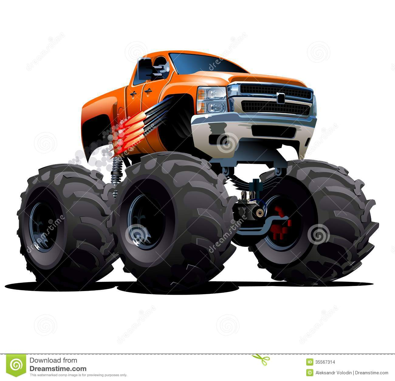 Free monster truck clipart images vector library download Monster Truck Clip Art Pictures | Clipart Panda - Free Clipart Images vector library download