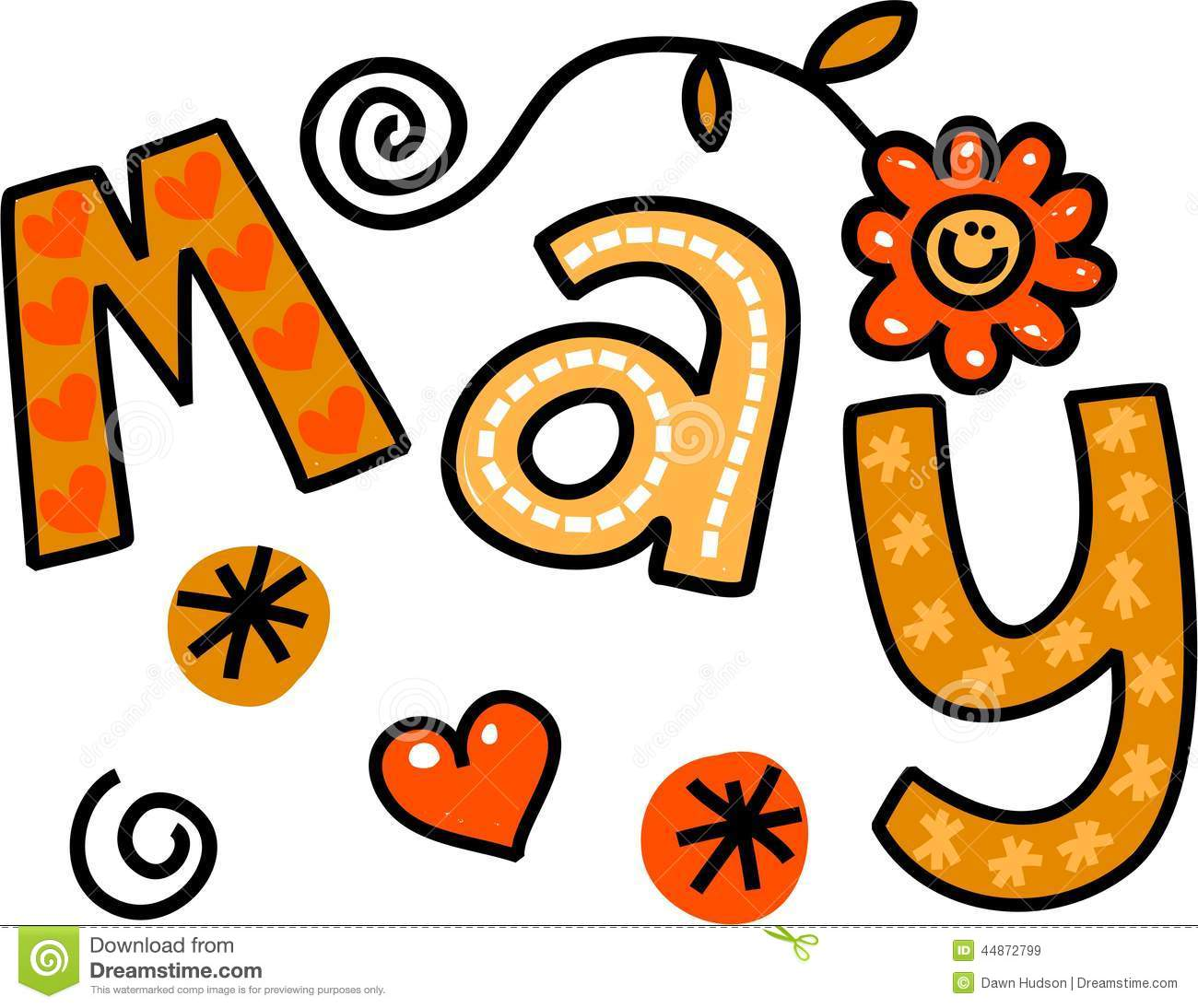 Monthly clipart clipart free stock month may clipart 01 | Clipart Panda - Free Clipart Images clipart free stock