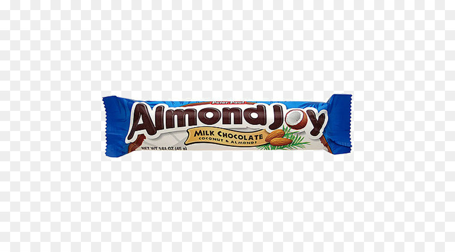 Free mounds bar clipart clipart black and white download Chocolate Bar png download - 500*500 - Free Transparent Almond Joy ... clipart black and white download