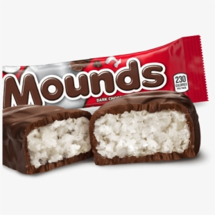 Free mounds bar clipart vector royalty free library Almond Joy Clipart - Transparent Background Candy Bars Png #1462774 ... vector royalty free library