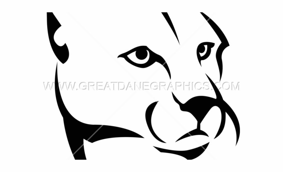 Free mountain lion clipart jpg freeuse stock Mountain Lion Clipart Clip Art - Mountain Lion Face Clipart Free PNG ... jpg freeuse stock