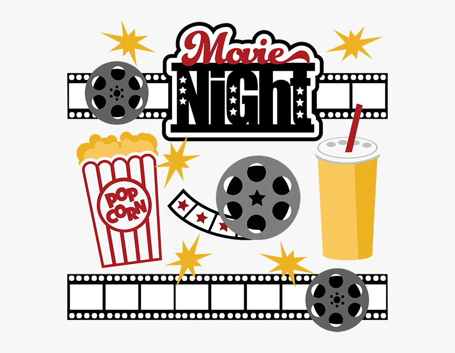 Free movie night clipart clip freeuse download Best Movie Night Clip Art - Movie Night Clipart #72827 - Free ... clip freeuse download