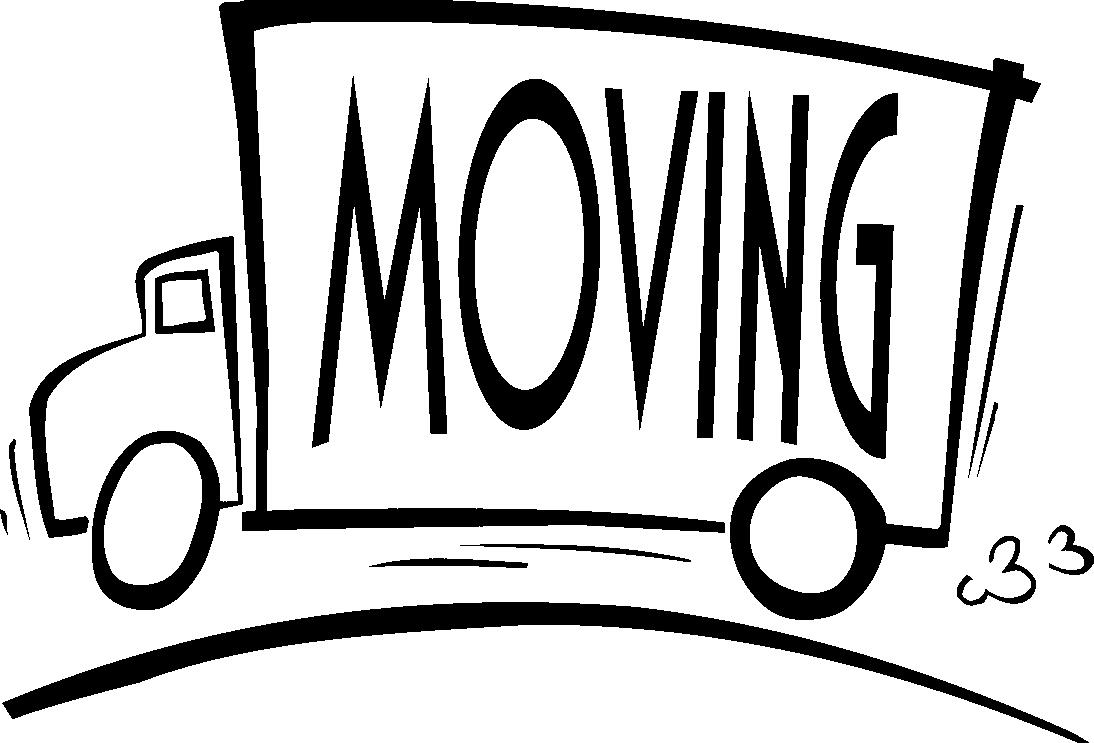Free moving van clipart black and white svg free download Moving Van Clipart | Free download best Moving Van Clipart on ... svg free download