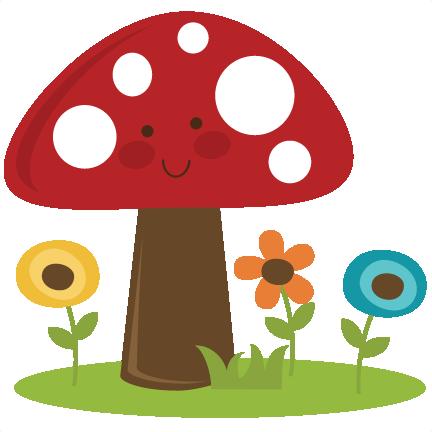 Free mushroom clipart svg royalty free stock Cute Mushroom SVG cut file for scrapbooking mushroom svg file free ... svg royalty free stock