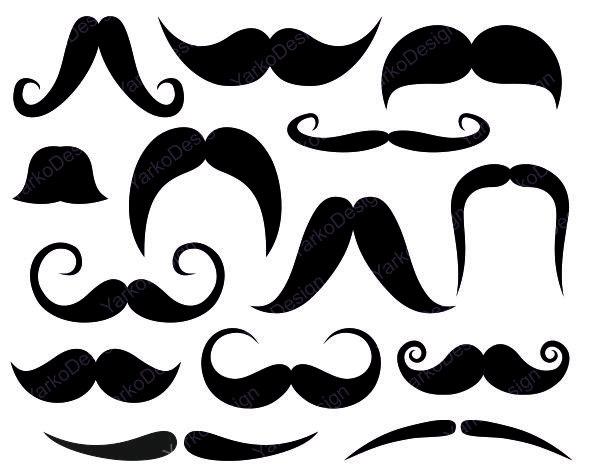 Free mustache clipart svg transparent Free downloadable mustache clip art clipart image 6 – Gclipart.com svg transparent