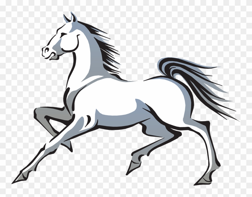 Mustangs horse clipart svg royalty free stock Free Horse Clip Art - Mustang Horse Transparent - Png Download ... svg royalty free stock