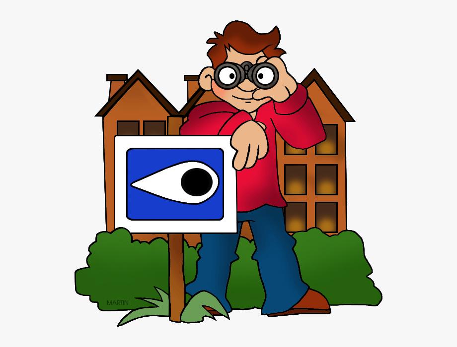 Crime clip art cliparts. Free neighborhood watch clipart