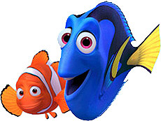 Free nemo clipart picture library library Finding Nemo Clipart | Free download best Finding Nemo Clipart on ... picture library library