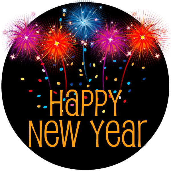 Clip art hubpages . Free new years day clipart