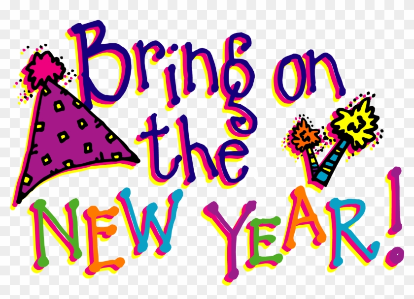 Happy year clip art. Free new years eve clipart 2018