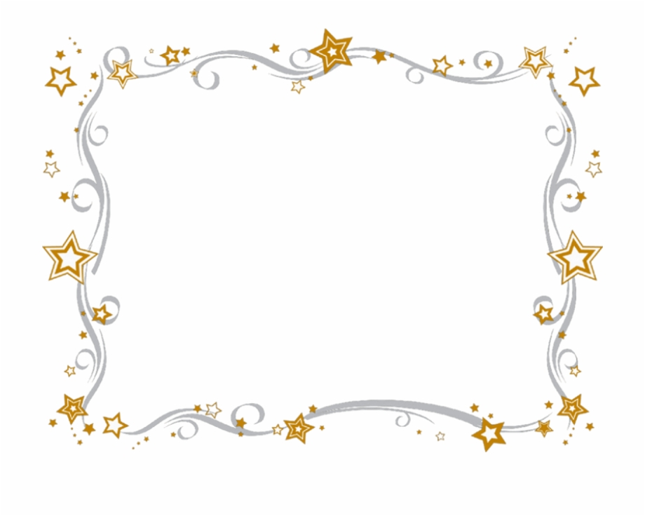Free new years eve clipart borders. December year border png