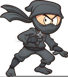Free ninja clipart vector royalty free download Ninja Clipart Free | Free Images at Clker.com - vector clip art ... vector royalty free download