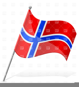 Flag images at clker. Free norwegian clipart