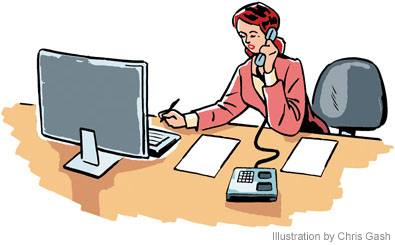 Office worker clipart images svg free Office phone clipart free clipart images clipartix - Cliparting.com svg free