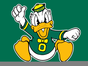 Free oregon duck clipart jpg royalty free library Oregon Ducks Free Clipart | Free Images at Clker.com - vector clip ... jpg royalty free library