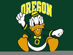 Free oregon duck clipart clipart transparent Oregon Ducks Football Clipart | Free Images at Clker.com - vector ... clipart transparent