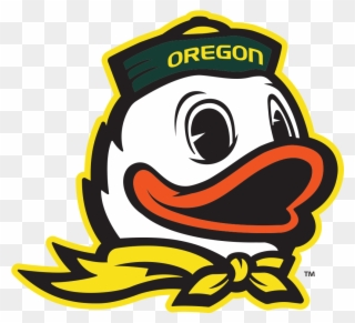 Free oregon duck clipart clip royalty free library Oregon Clipart Frog - Oregon Ducks Stomp Out Cancer - Png Download ... clip royalty free library