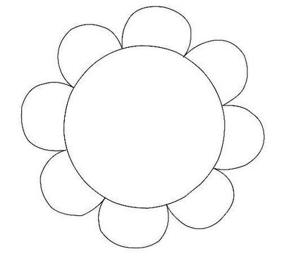 Free outline pictures of flowers clipart free library Free outline pictures of flowers - ClipartFest clipart free library