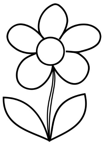 Free outline pictures of flowers clipart royalty free 17 Best ideas about Flower Outline on Pinterest | Flower outline ... clipart royalty free