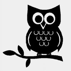 Free owl silhouette clipart banner library stock Free Owl Silhouette Cliparts, Download Free Clip Art, Free Clip Art ... banner library stock