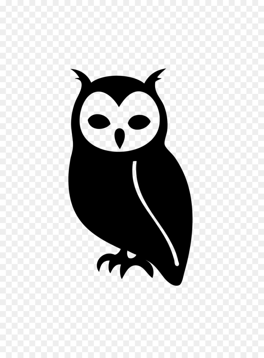 Free owl silhouette clipart clip royalty free Bird Silhouette png download - 1000*1347 - Free Transparent Owl png ... clip royalty free