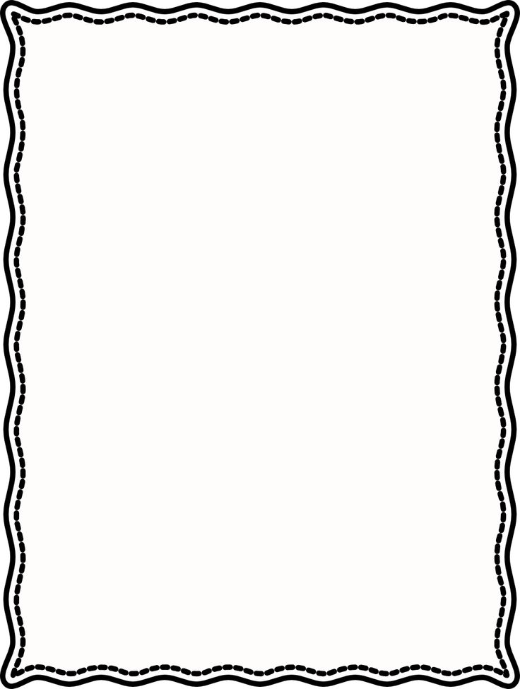 Simple border clipart png library download page border Paper borders clipart free download jpg - Cliparting.com png library download