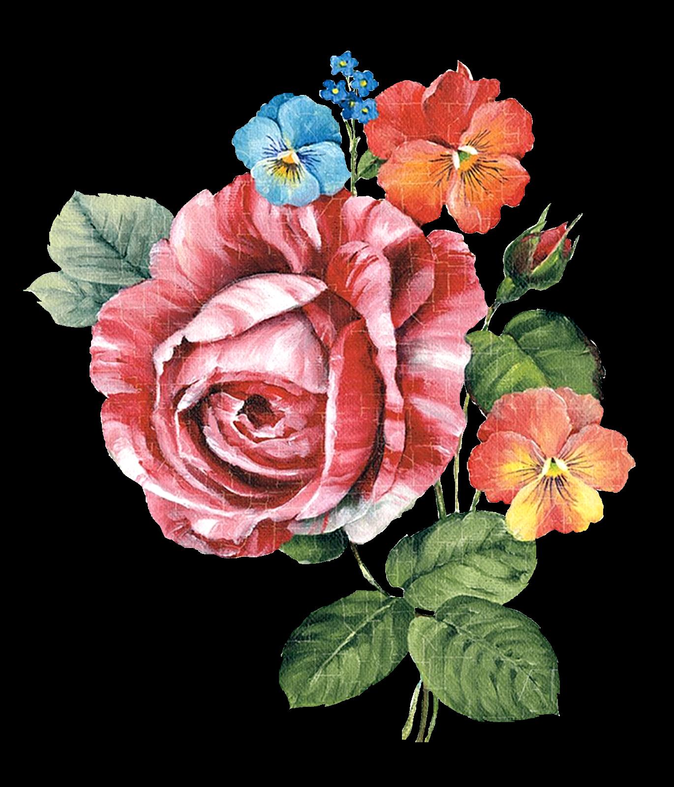 Free painted elegant flower clipart jpg transparent download yüksek çözünürlüklü dekupaj resimleri,sanatsal dekupaj resimler ... jpg transparent download