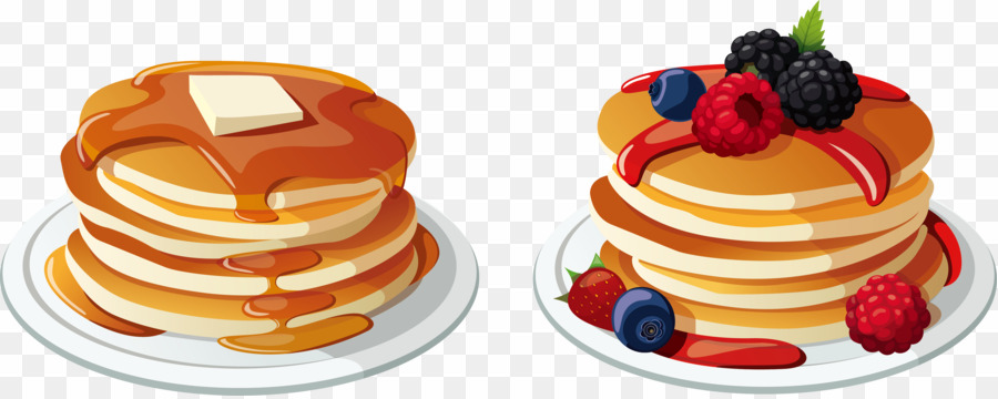 Free pancake breakfast clipart. Png download