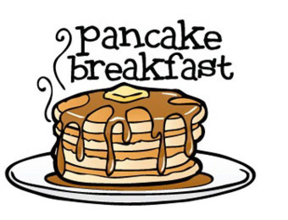 All you can eat. Free pancake breakfast clipart