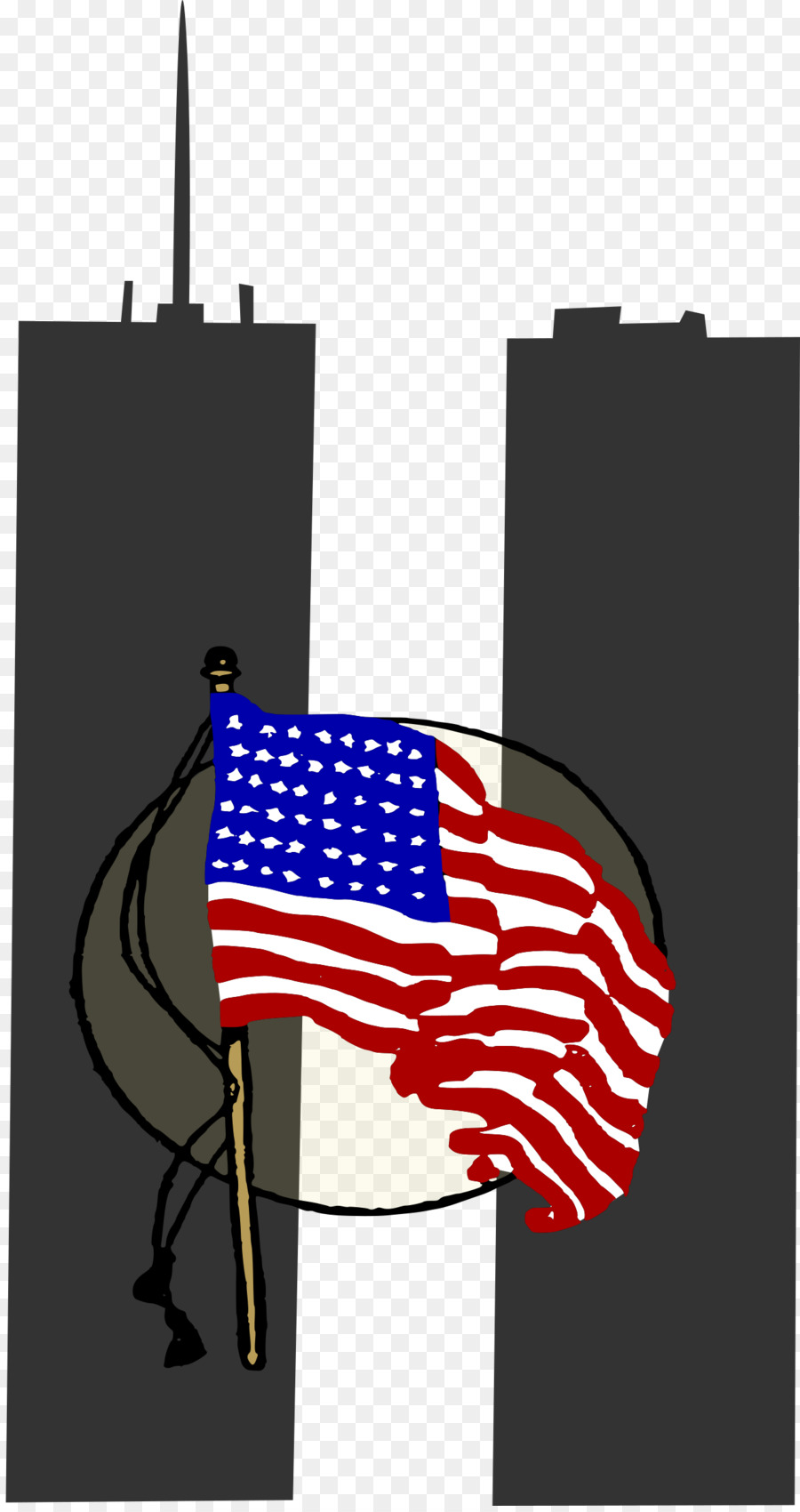 Patriot day free clipart clipart royalty free stock Patriot Day png download - 1276*2400 - Free Transparent National ... clipart royalty free stock