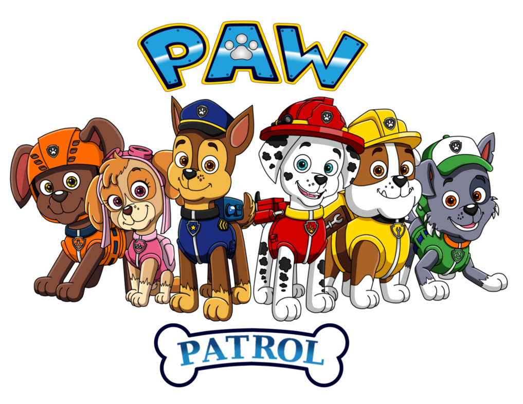 Free paw patrol clipart graphic royalty free library PAW Patrol Clip Art – Clipart Free Download graphic royalty free library