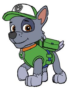 Free paw patrol clipart image black and white Pinterest • The world's catalog of ideas image black and white