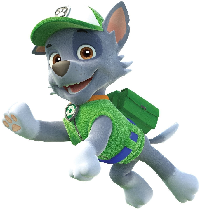 Free paw patrol clipart picture library Rocky paw patrol clipart - ClipartFox picture library