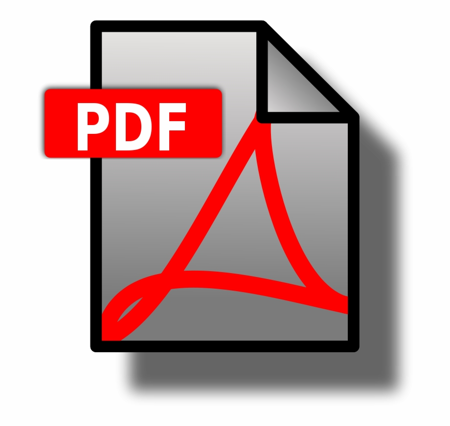 Pdf icon clipart free jpg download Pdf File Icon Clip Art - Html Clipart, HD Png Download (353434 ... jpg download