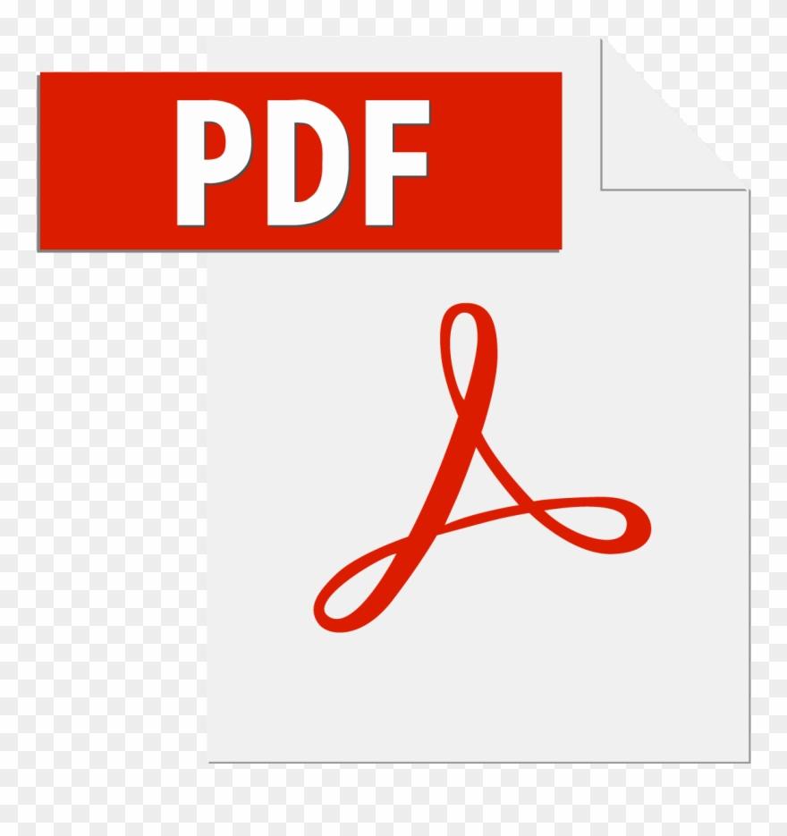 Pdf icon clipart free picture royalty free stock Adobe Pdf File Icon Logo Vector Free Vector Silhouette Clipart ... picture royalty free stock