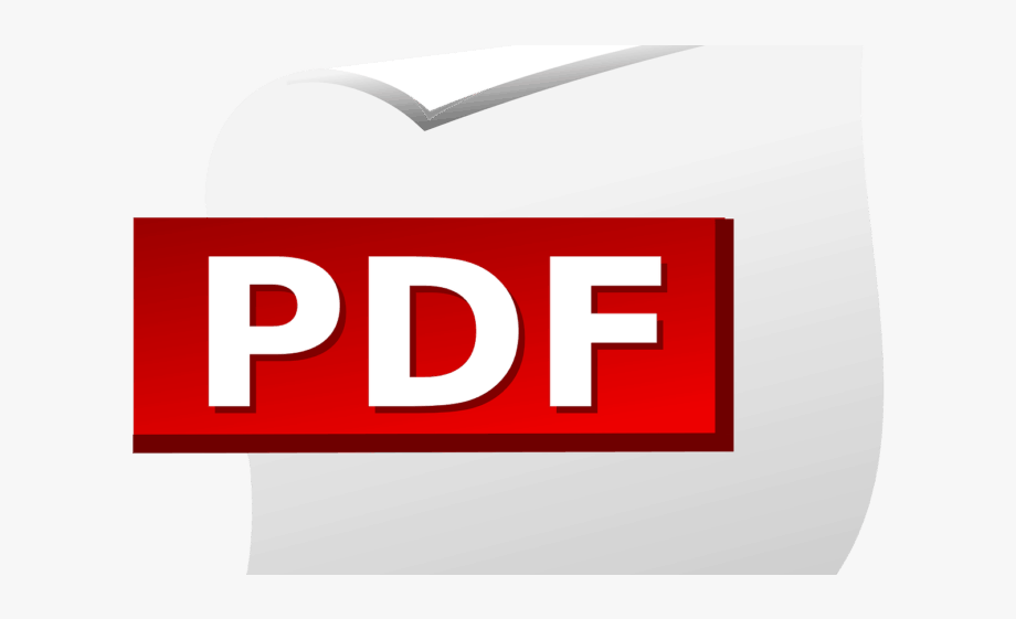 Pdf clipart image banner free library Secure Pdf Files With These Tools For - Pdf Icon #2300912 - Free ... banner free library
