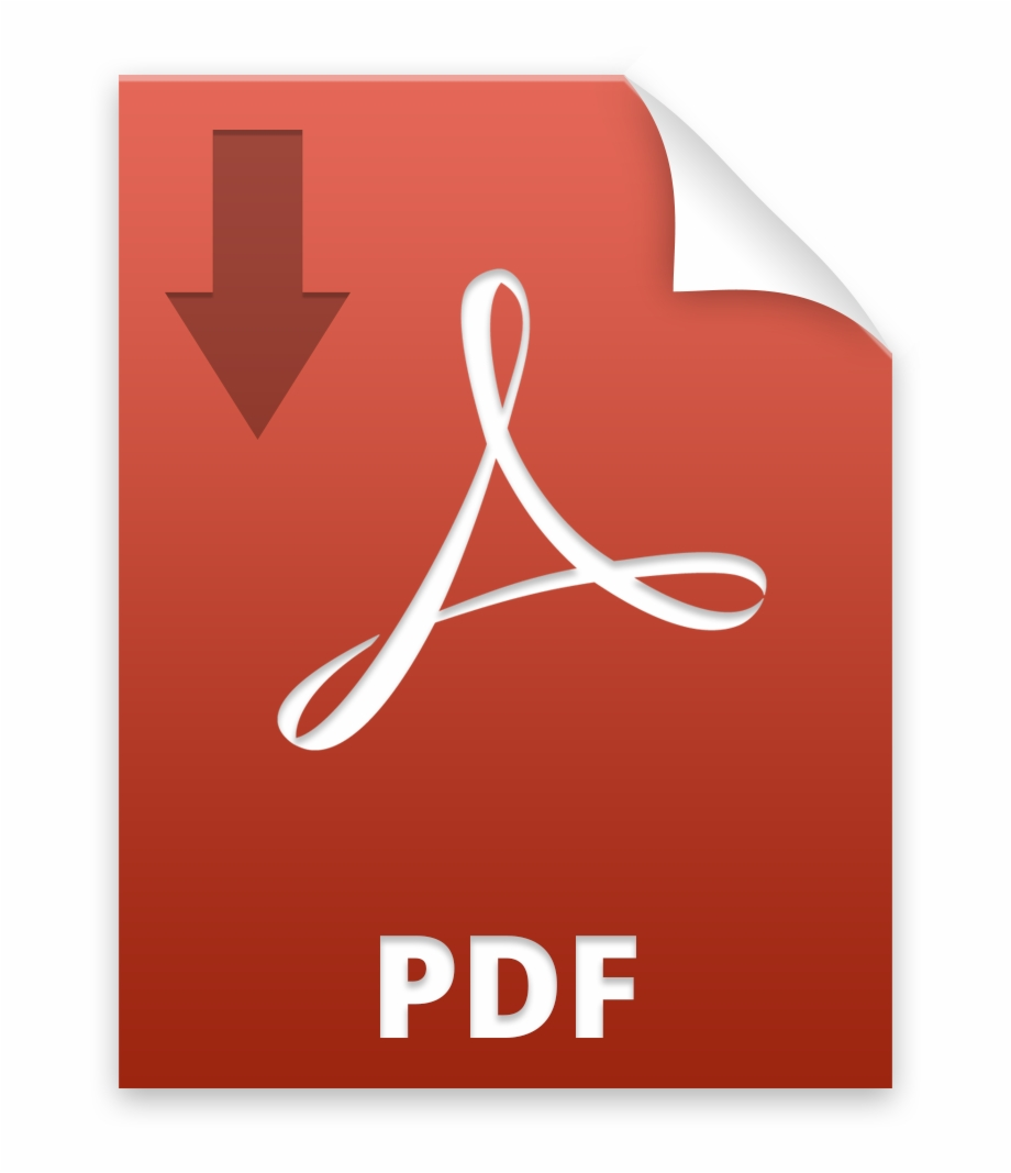 Pdf icon clipart free freeuse library Free Icons Png - Adobe Acrobat Pdf Icon Vector Free PNG Images ... freeuse library